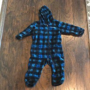 15cf1370b Columbia Jackets & Coats | 18 Months Dinosaur Fleece Snowsuit | Poshmark